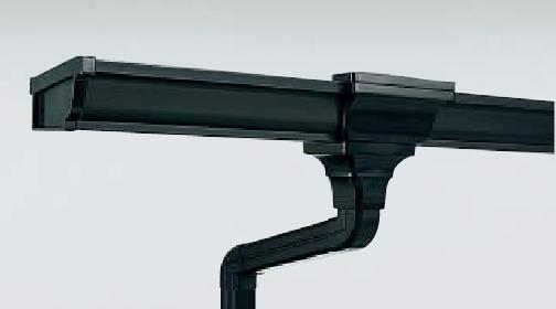 雨樋交換ブラック|取手・守谷・土浦でリフォームなら幸和建築工房
