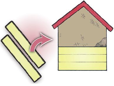 金属外壁リフォーム|カバー工法