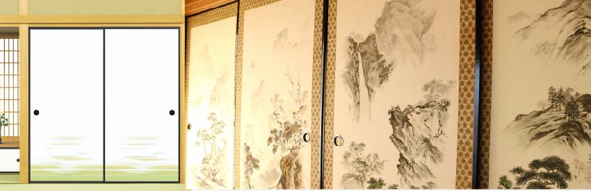 まるごとリフォーム襖|取手・守谷・土浦でリフォームなら幸和建築工房
