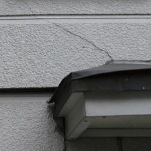 外壁チェックポイント|ひび割れ・剥離