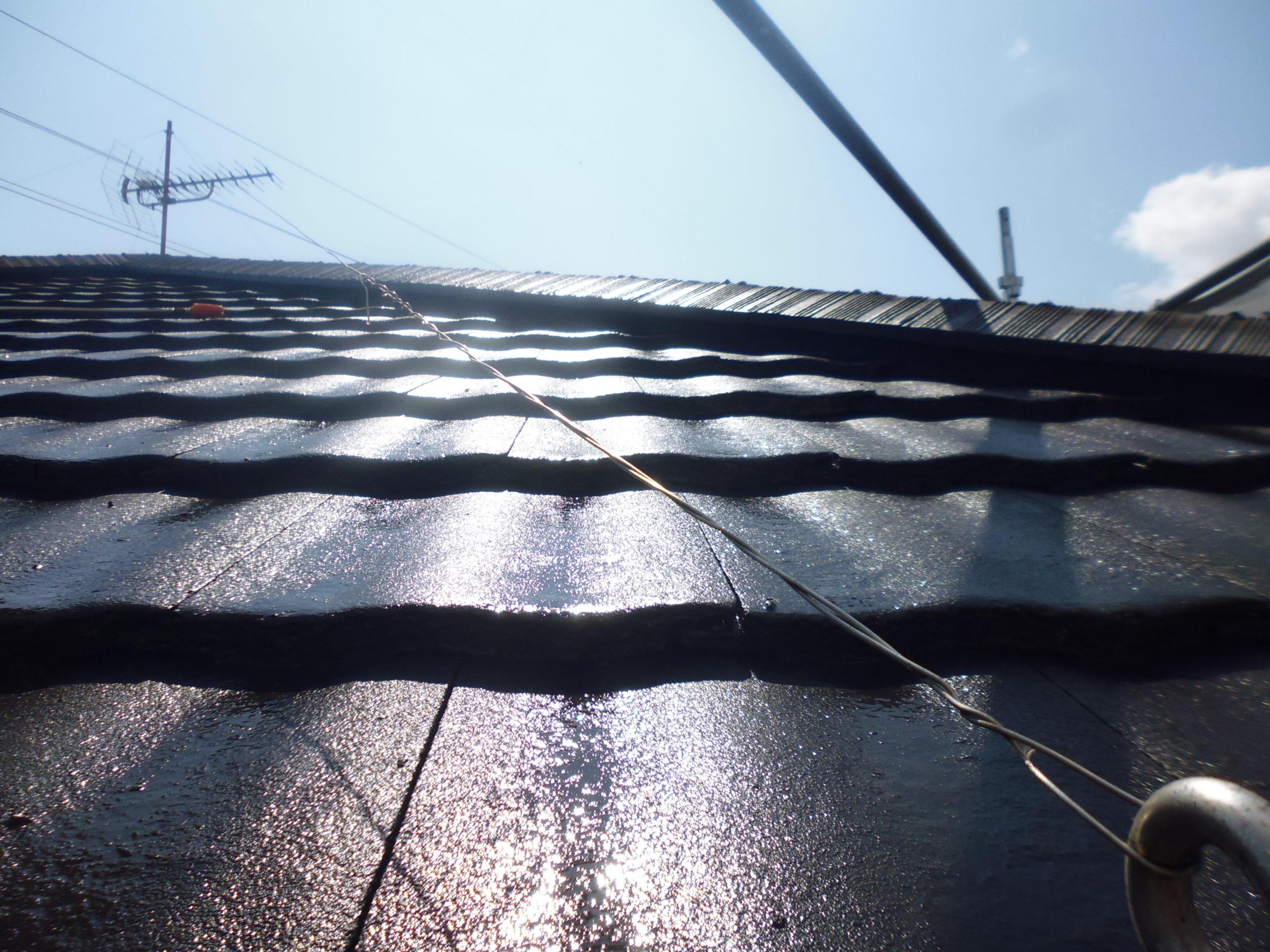 阿見町H様邸 屋根塗装工事part2page-visual 阿見町H様邸 屋根塗装工事part2ビジュアル