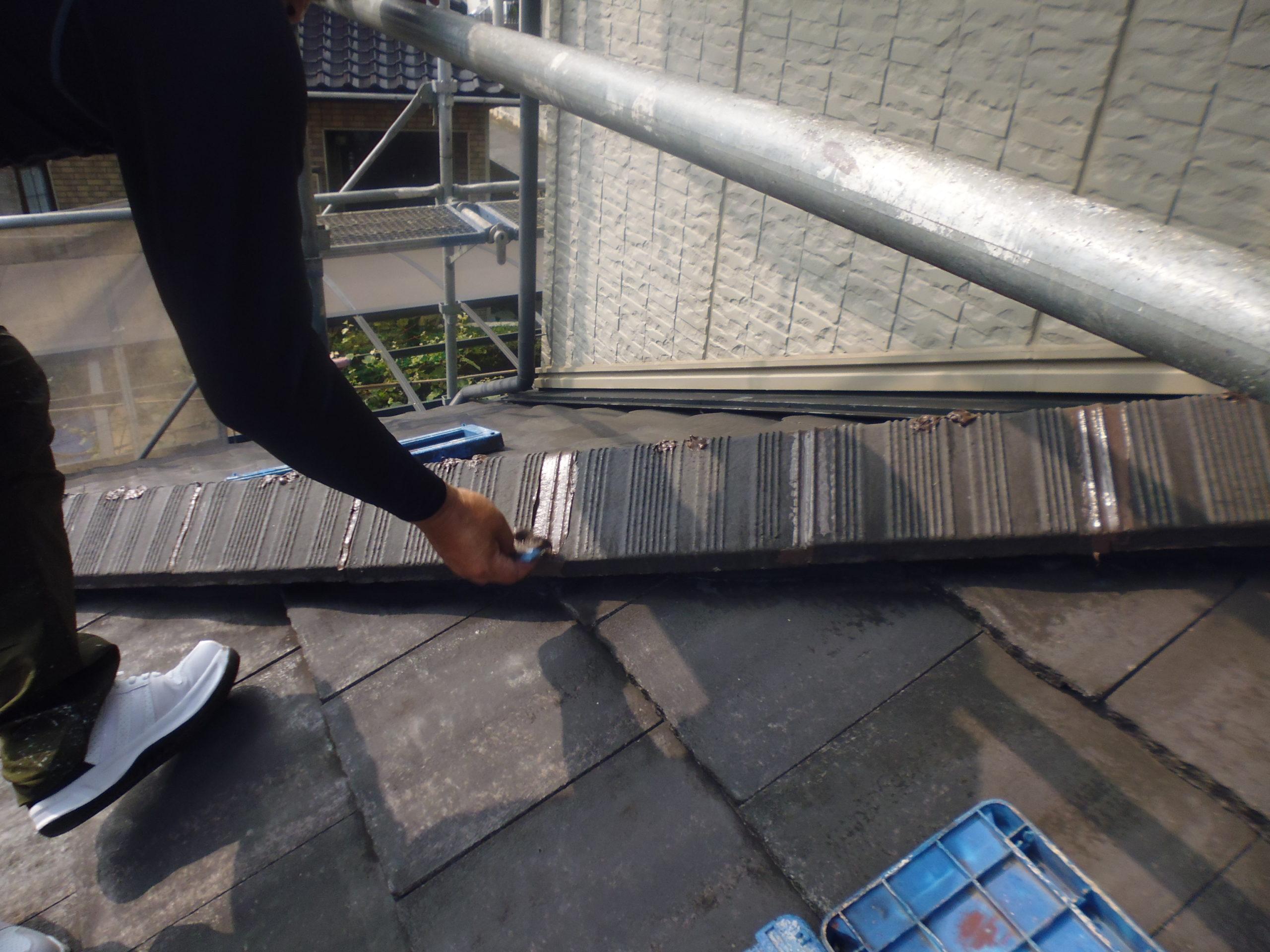 阿見町H様邸 屋根塗装工事part3page-visual 阿見町H様邸 屋根塗装工事part3ビジュアル